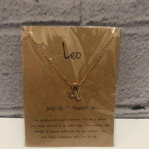 Jewelry - Leo Necklace